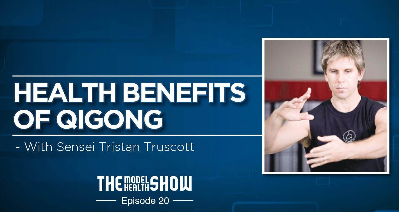 Health Benefits Of Qigong With Sensei Tristan Truscott
