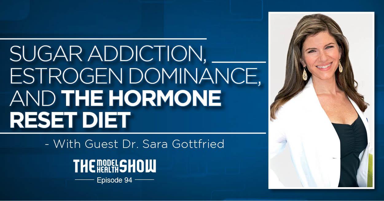 how to get rid of estrogen dominance