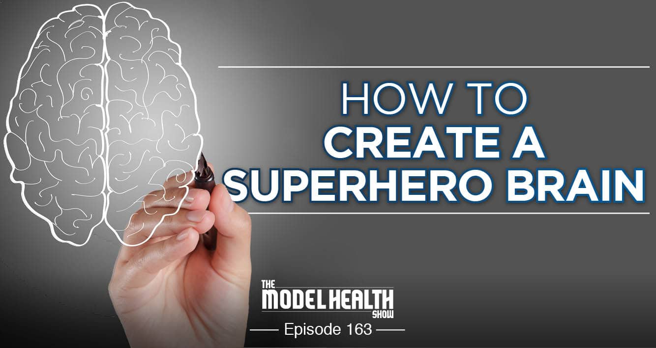 How To Create A Superhero Brain