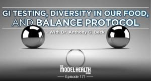 GI Testing, Diversity In Our Food, And Balance Protocol - With Dr. Anthony G. Beck