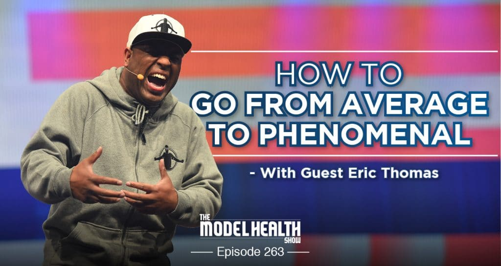 How To Create A Winning Culture - With Eric Thomas
