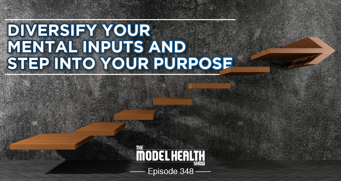 TMHS 348: Diversify Your Mental Inputs And Step Into Your
