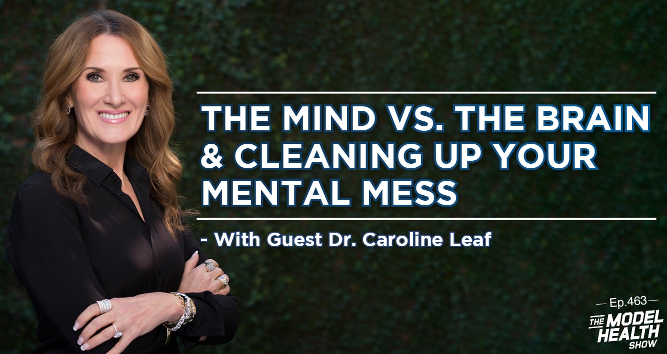 Thoughts dr caroline leaf toxic Cleaning Up